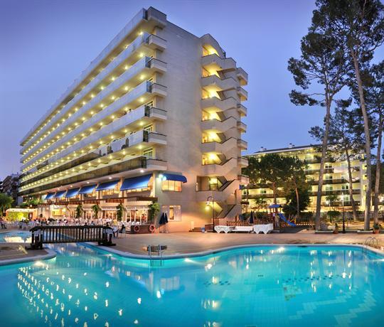 Hotel A Salou Espagne Pas Cher