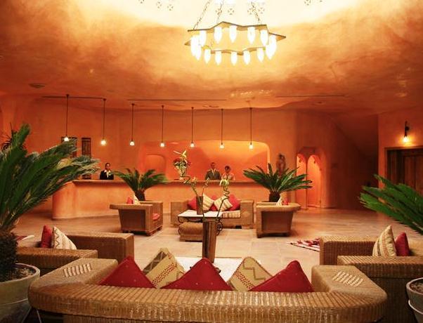 Odyss e resort thalasso hotels zarzis for Hotels zarzis