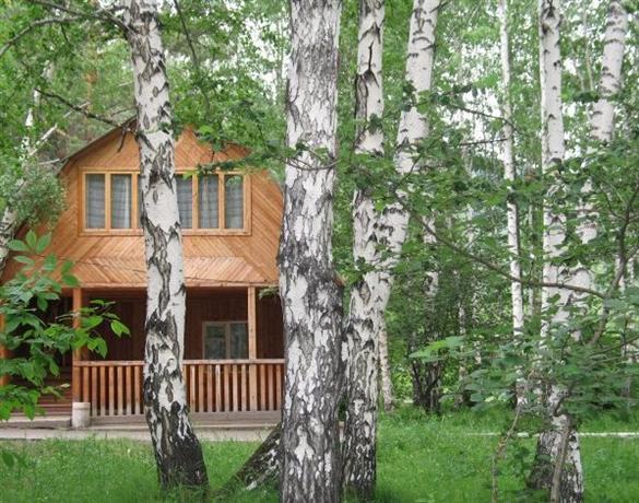 Фото отеля , golubye eli recreation camp / голубые ели база отдыха , иркутск, россия