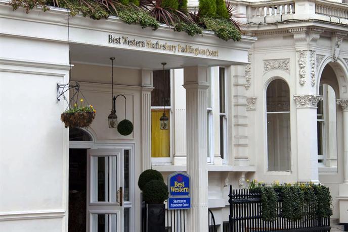 Paddington court executive rooms londra regno unito for 14 devonshire terrace lancaster gate