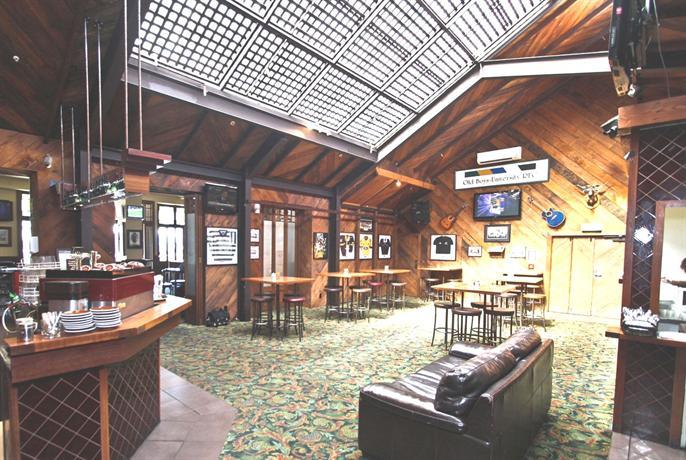The cambridge hotel hotels wellington for 28 cambridge terrace wellington