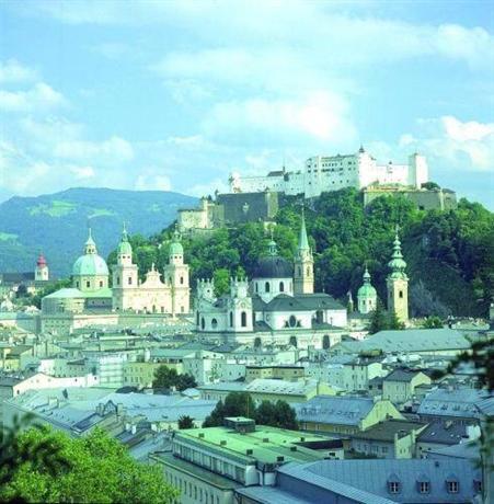 Hotel Pas Cher Salzbourg Autriche