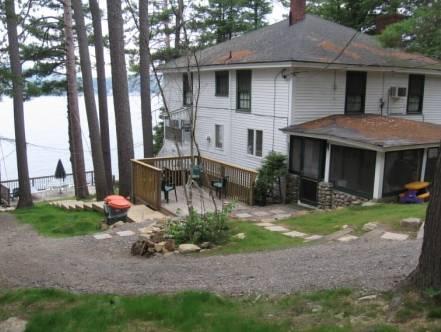 Lazy E Motor Inn Laconia New Hampshire Stati Uniti
