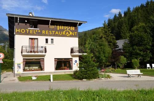 La ta ga hotels villard de lans for Villard de lans piscine