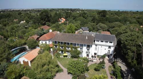 H tel saint paul noirmoutier en l 39 ile hotels noirmoutier en l 39 le - Hotel noirmoutier en ile ...