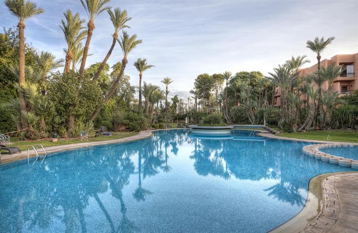Hotel Marrakech Le Semiramis Hotels Marrakech