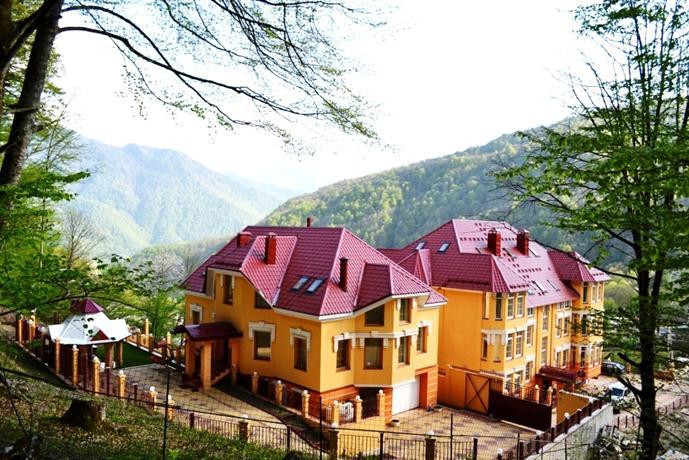отель горный хрусталь красная поляна фото детское