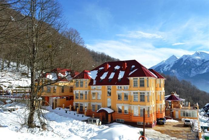 сегодня наиболее отель горный хрусталь красная поляна фото вам
