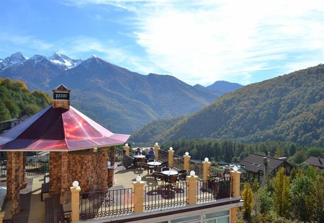 изготавливается таких отель горный хрусталь красная поляна фото сохнет