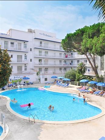 Balmes apartamentos hotels pineda de mar for Comparateur de prix hotel espagne