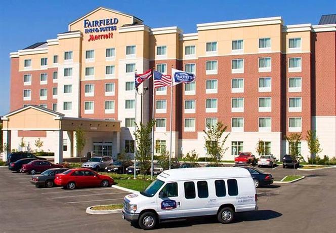 3 зірковий готель holiday inn express  suites columbus - polaris parkway / columbus в місті колумбус