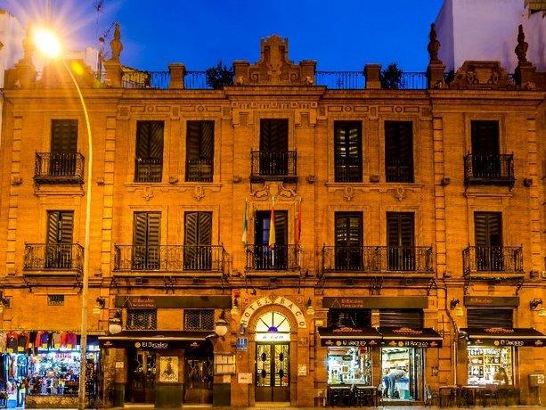 Hotel Seville Centre Ville Pas Cher
