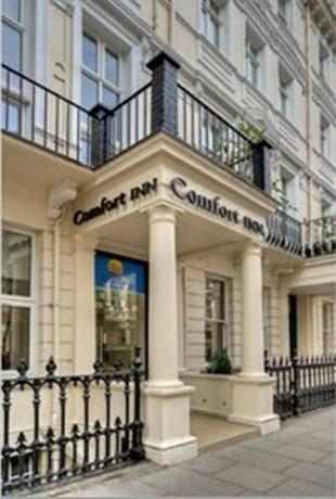 Comfort inn hyde park hotels londres for 73 queensborough terrace