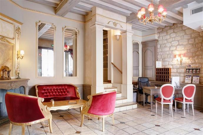 H tel saint louis bastille hotels paris for Hotel boulevard richard lenoir paris