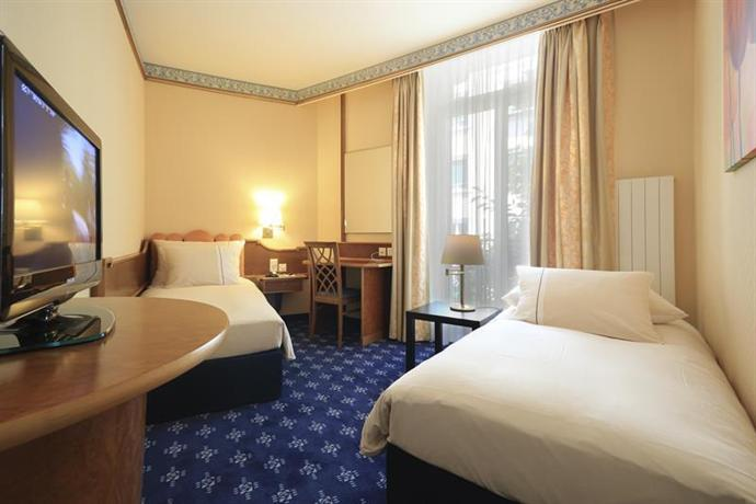 Hotel A Lausanne Pas Cher