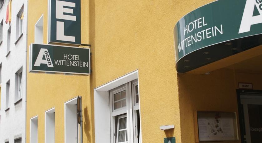 A econ hotel wittenstein vergleich wuppertal hotelpreise for Hotel barmen wuppertal