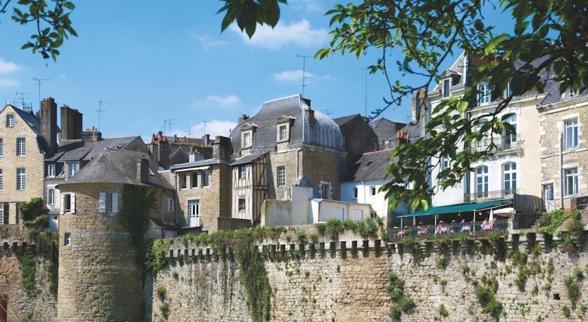Hotel Vannes Centre Ville Pas Cher