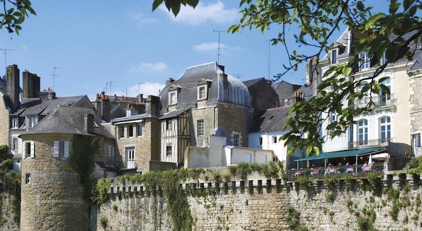 Appart 39 city confort vannes hotels vannes for Vannes appart hotel