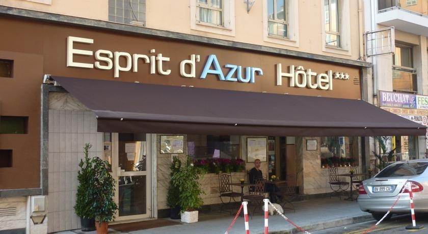 Hôtel Esprit dAzur  Hotels Nice