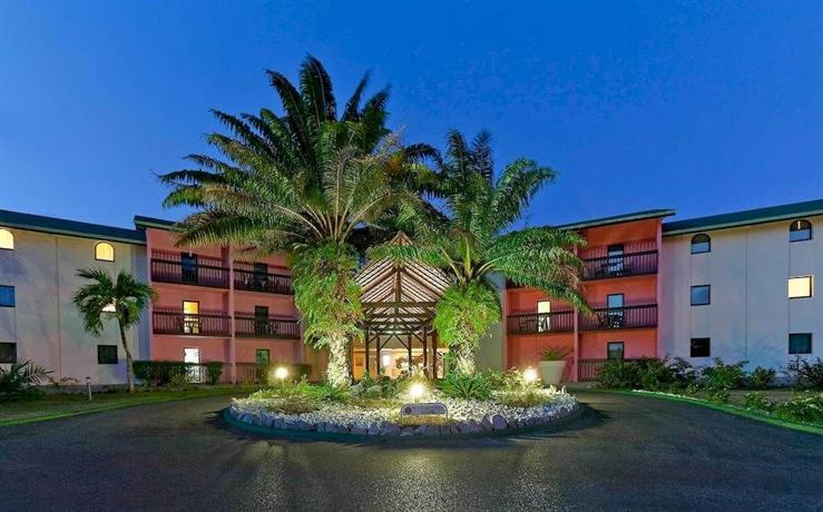 Grand h tel montabo hotels cayenne - Jeux de nettoyage de hotel ...