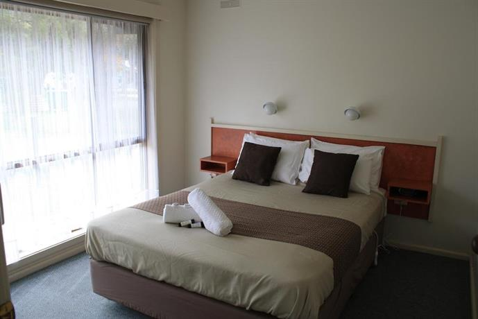 Daltons resort 3*, halls gap, australia