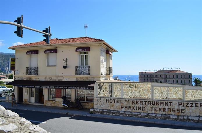 Hotel le chaudron hotels beaulieu sur mer for Prix des hotels en france