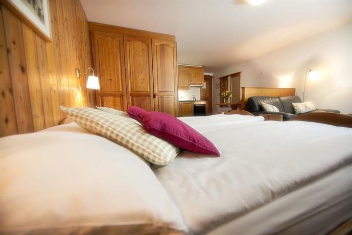 Apparthotel casa vanessa zermatt svizzera for Apparthotel 13