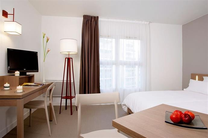 Appart city amiens gare cathedrale hotels amiens for Hotel appart amiens
