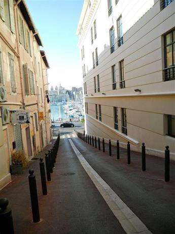 Appart 39 hotel marseille vieux port hotels marseille for Appart hotel marseille