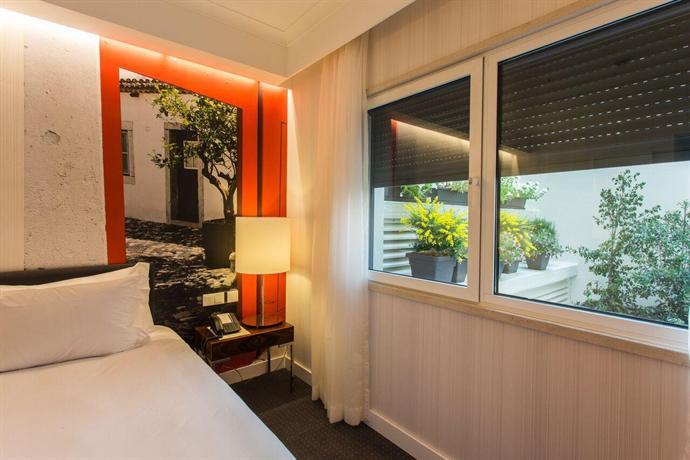 Olissippo saldanha hotels lisbonne for Hotels 4 etoiles lisbonne
