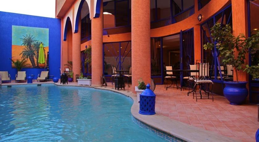Les Trois Palmiers Hotels Marrakech
