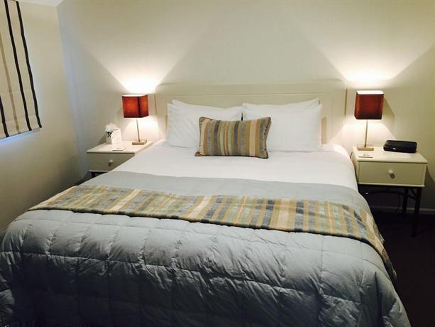Tuscana Motor Lodge Hotels Christchurch