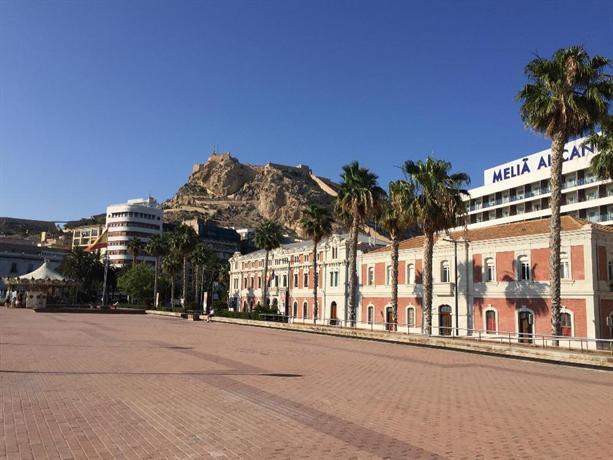 Hotel Pas Cher Alicante Centre Ville