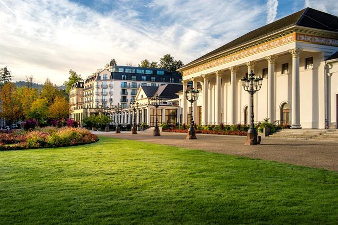 Dorint maison messmer hotels baden baden for Baden baden allemagne maison close