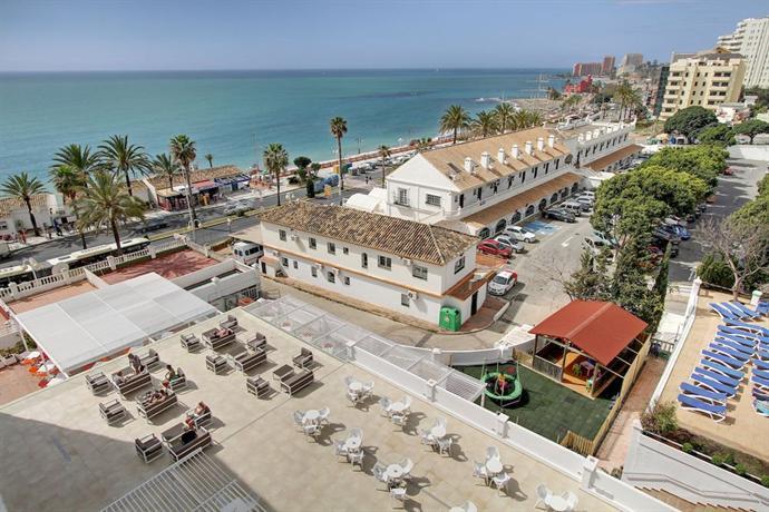 Palia la roca hotel benalmadena hotels benalm dena for La roca espagne