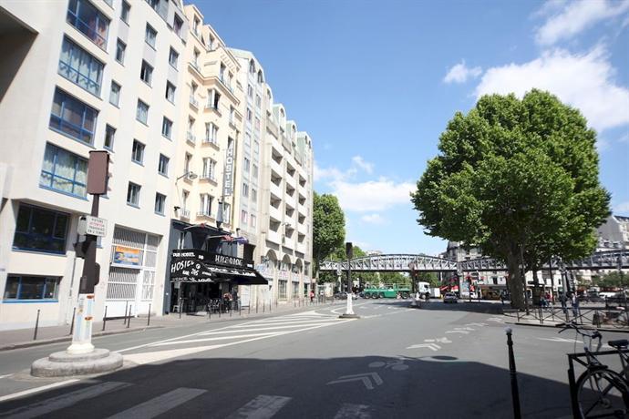 Love Hotel Paris Pas Cher