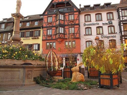 H tel la diligence obernai hotels obernai for Hotels obernai