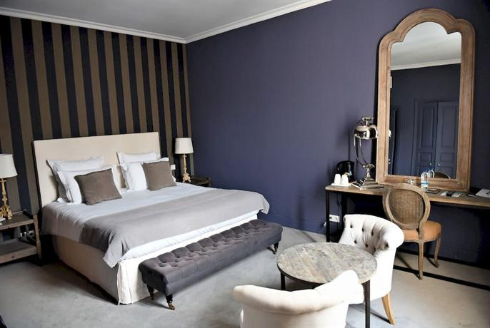 H tel particulier la chamoiserie niort hotels niort for Chambre dhotel de luxe