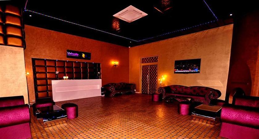 Ushuaia hotel clubbing hotels marrakech for Hotels 5 etoiles marrakech
