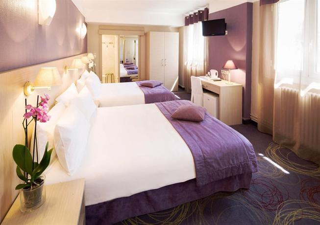 h tel christina lourdes hotels lourdes. Black Bedroom Furniture Sets. Home Design Ideas