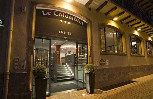 H tel le colombier obernai hotels obernai for Hotels obernai