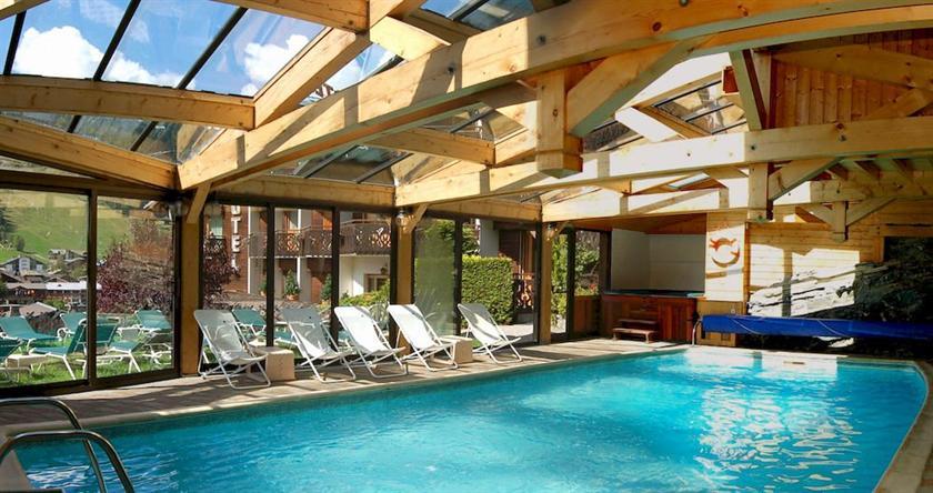 H tel r sidence loisirs les c tes hotels morzine - Louer sa maison pour des tournages ...