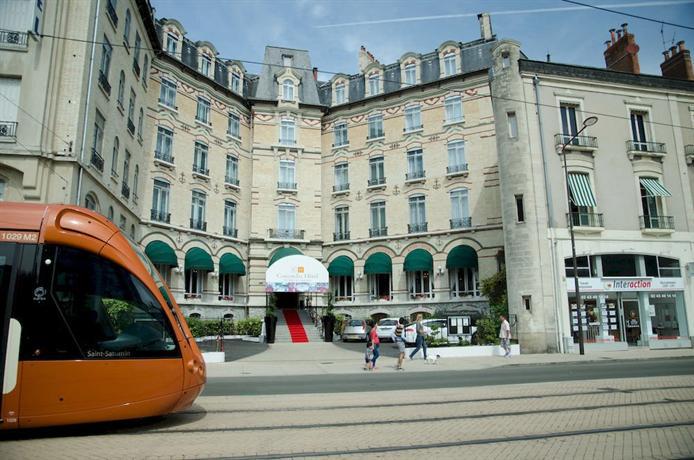 Hotel Le Mans Centre Ville Pas Cher