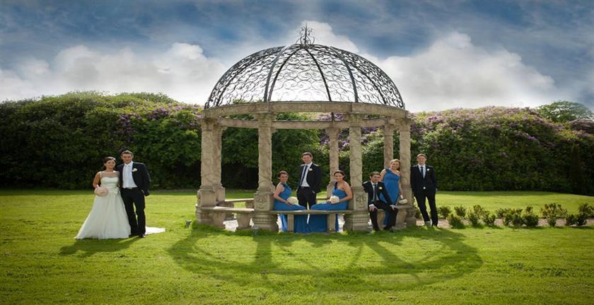 Ballyseede castle wedding