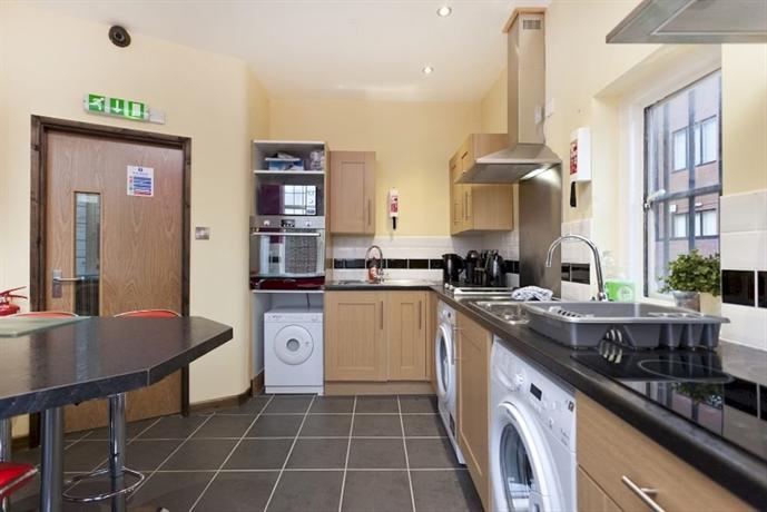 centre apartments nottingham hotels nottingham