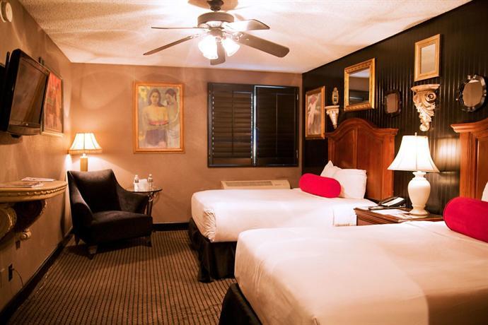 adult hotels in las vegas