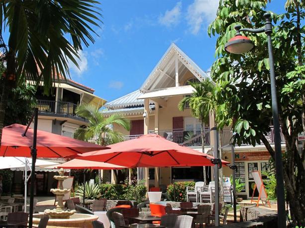 Village cr ole hotels les trois lets for Hotels 3 ilets