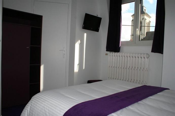 Sohotel hotels saumur for Hotels saumur