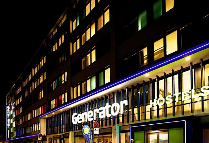 generator hostel copenhague hotels copenhague. Black Bedroom Furniture Sets. Home Design Ideas