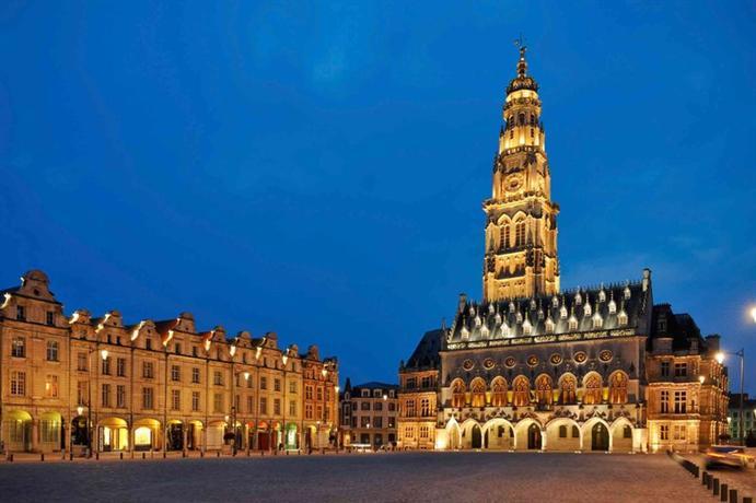 Hotel Arras Centre Ville Pas Cher